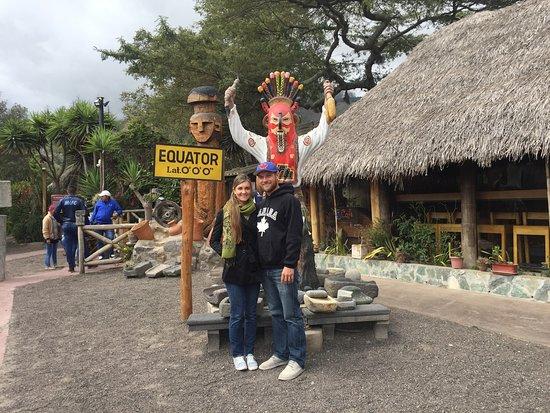 Quirutoa Transfers & Tourism: Museo de Sitio Intiñan