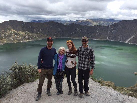 Quirutoa Transfers & Tourism: Laguna Quilotoa
