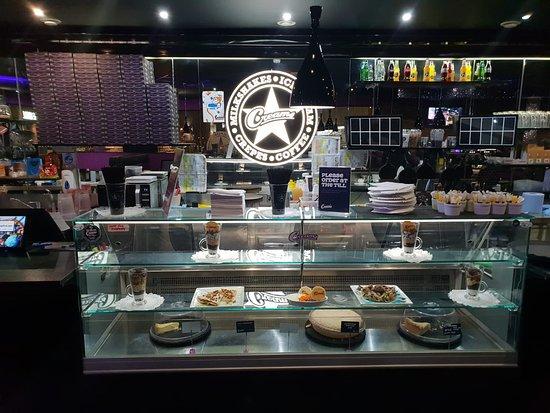 Creams Cafe Luton