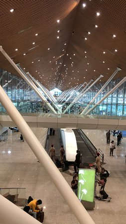 Emirates: Kuala Lumpur International Airport