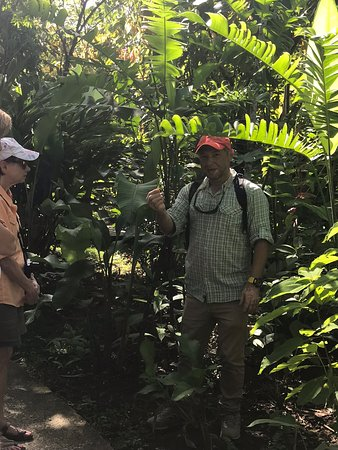 Palo Seco, Costa Rica: Tour guide