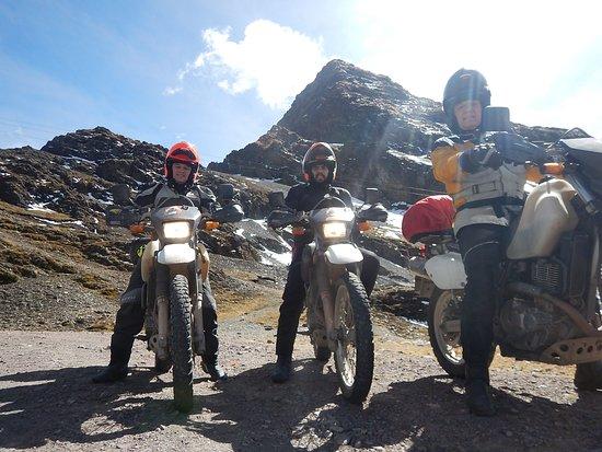 Peru Moto Tours