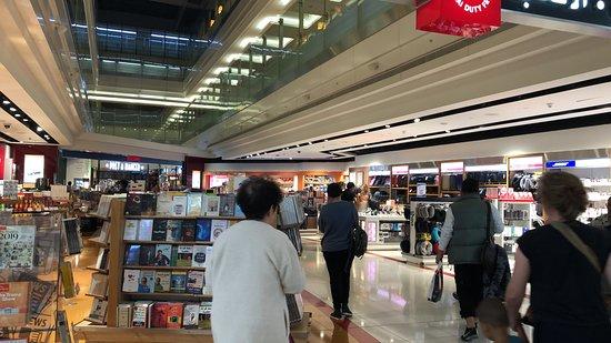 Dubai International Airport Terminal 3(For Emirates flights)