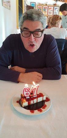 Iznate, Испания: Mi cumpleaños en la Venta de la Loma, como cada año...