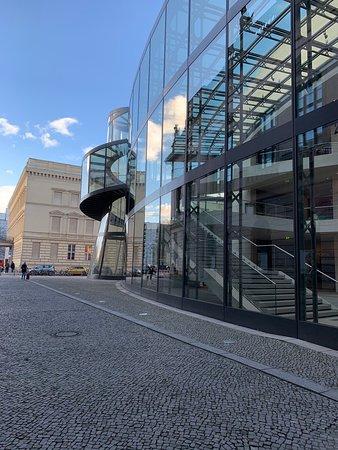 Blue sky Berlin