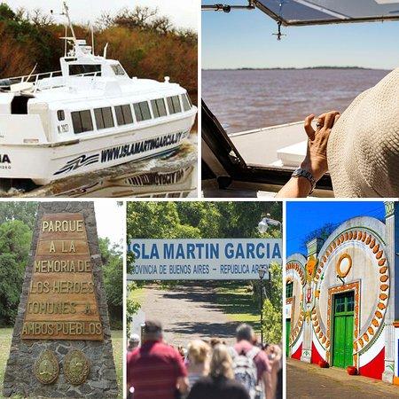 Isla Martin Garcia, Argentina: Excursión a Isla Martín García. Incluye navegación, Aperitivo de Bienvenida, Visita Guiada por el Casco Histórico, Almuerzo Criollo con bebidas y Postre.