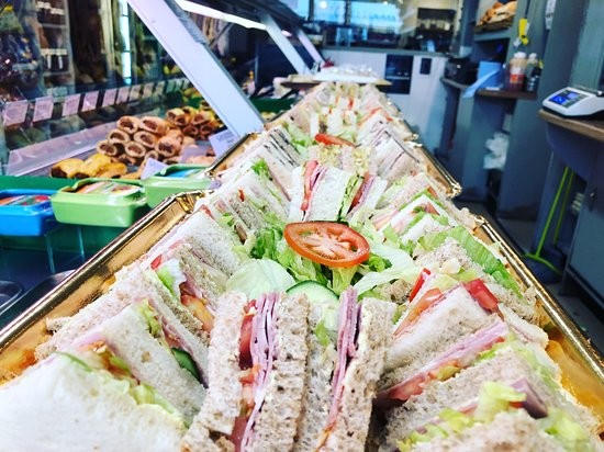 Catering and buffets