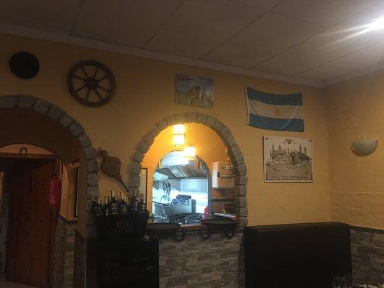 Gran Alacant, Spain: CHUBUT ARGENTINIAN STEAK HOUSE