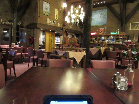 Winschoten, Holandia: Restaurant