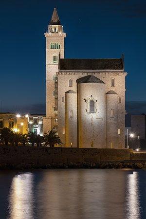 Cattedrale di Trani: Trani - La meravigliosa cattedrale vista dal Faro rosso