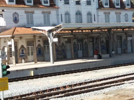 Estacao de Comboios de Santarem