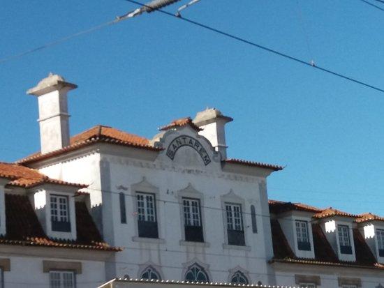 Estação de comboios de Santarém