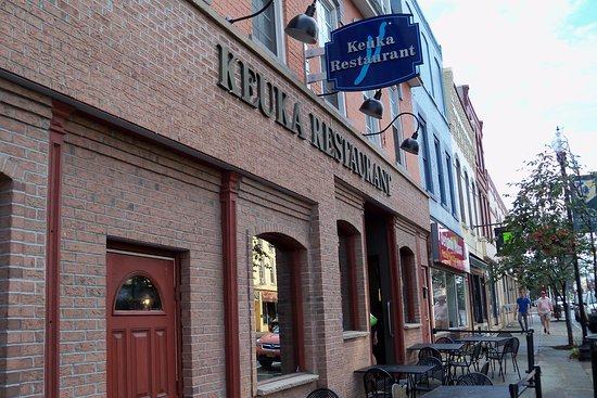 Keuka Restaurant in Penn Yan