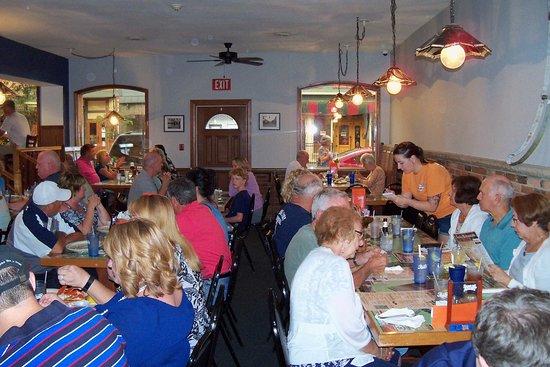 Penn Yan, NY: Enjoyable dining.