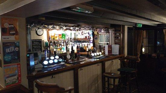Orleton, UK: The Bar