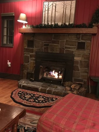 Upper Jay, Estado de Nueva York: Cozy private space