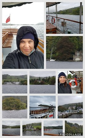 Bowness-on-Windermere, UK: Windermere ferry