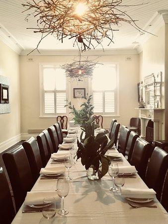 Alexandra Hotel Dinning Room
