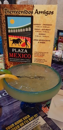 Plaza Mexico-billede