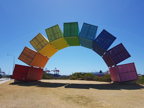 Rainbow Sea Container