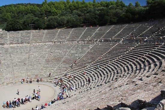 Theatre of Ancient Epidaurus
