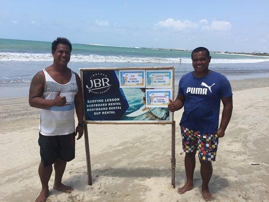 JBR Jimbaran Surf School