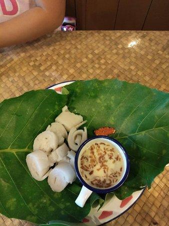 Restoran dengan sajian khas belitung