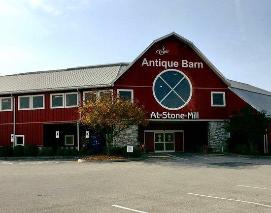 Abingdon Antique Barn