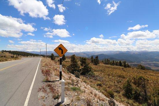 Cajamarca Region, Peru: Road to Cajamarca