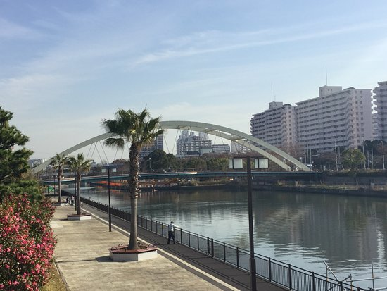 Shinsakon River Shinsui Park