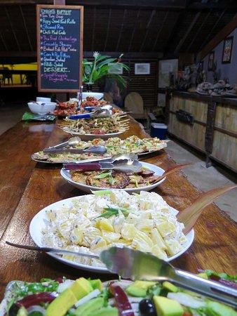 Kavieng, بابوا غينيا الجديدة: Chilli crab