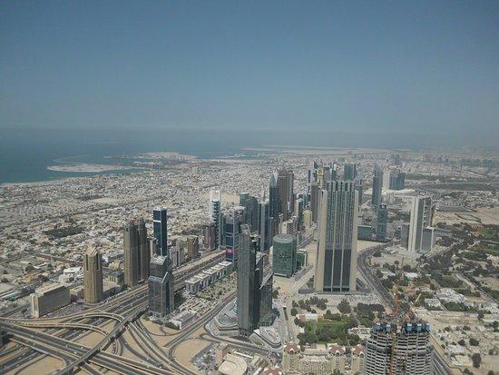 Burj Khalifa: Die Skyline
