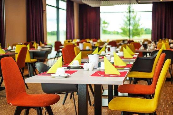 Unterfohring, Germany: Restaurant