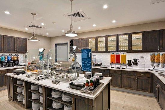 Homewood Suites by Hilton West Bank Gretna: Restaurant