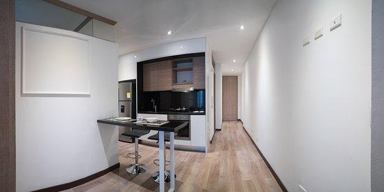 Cocina suite standard