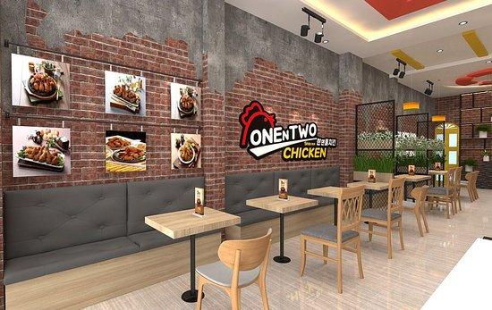 OnenTwo Chicken: OneNTwo Korean Chicken