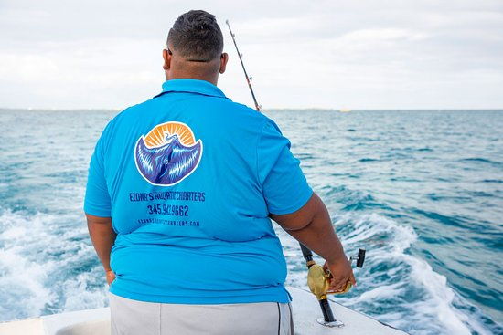 Enjoy our fishing charters in Cayman Islands