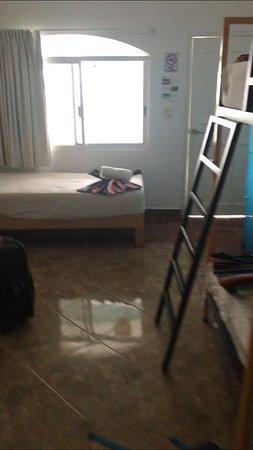 Selina Playa Del Carmen: 4 person dorm