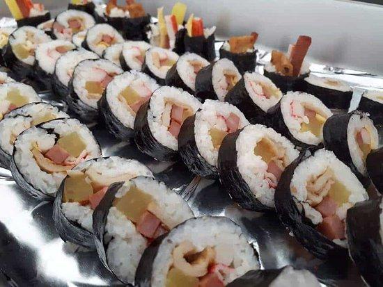 Kimbap - Holiday and Weekends Korean buffet