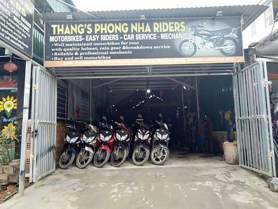 Thang's Phong Nha Riders