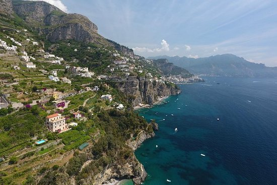 Amalfi Coast Private Boat Excursion...