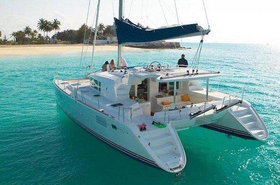 Croisière catamaran Ile Maurice 8...
