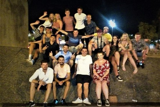 Barcelona Pub Crawl