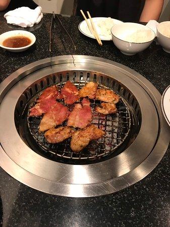 Ginzado Japanese Restaurant: Pourquoi pas du poulet.....fondant