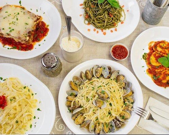 Authentic Italian Food in the heart of Ridgewood NY