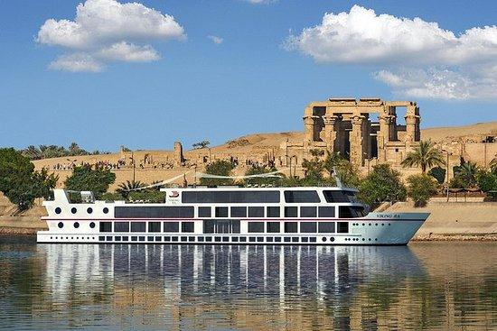 Fra Luxor til Aswan 5 Day 5 Star Nile...