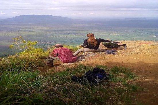 Randonnée en montagne d'Usambara