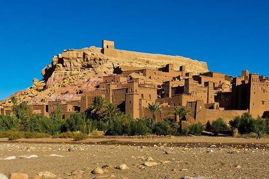 Day Trip to Ouarzazate and Ait...