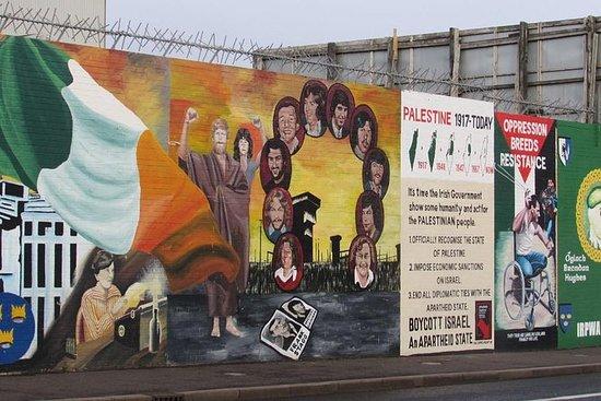 Xplore Belfast Mural Tour