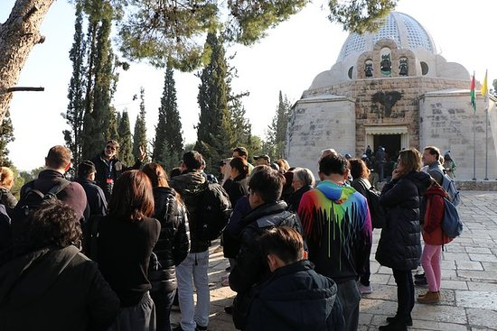 Betlehem Half Day Tour